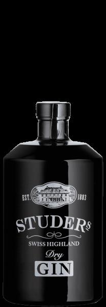 Studer Swiss Highland Dry Gin