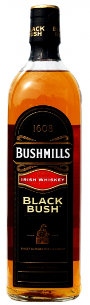 Bushmills Black Bush 1608, 1L