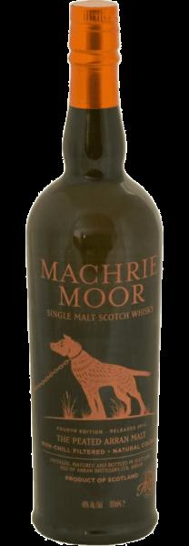 Arran Machrie Moor, Cask Strength, 4th Edition, Re