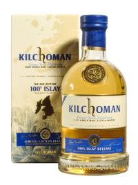 Kilchoman 2010-2016 (6 years old) 100% Islay, 6th