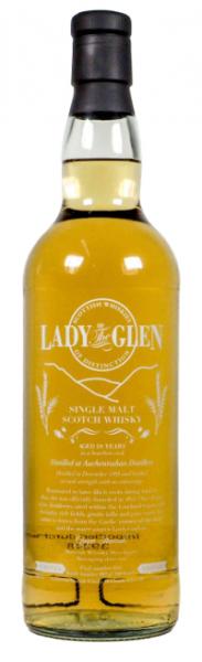 Auchentoshan, Lady of the Glen 1995, 20 years old