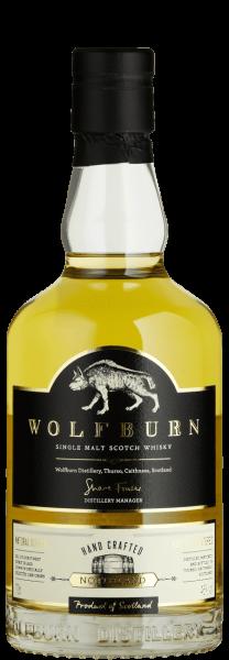 Wolfburn Northland, bt. 2018 (4x Gold Medal)