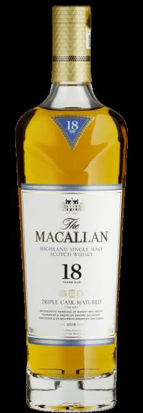 Macallan Triple Cask 18yo