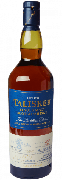 Talisker 2007-2017 (10 years old) Distillers Editi