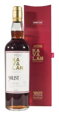 Kavalan Solist Sherry Cask, 57.1%